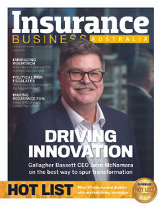 2019 Insurance Business issue 8.01 (available for immediate download)