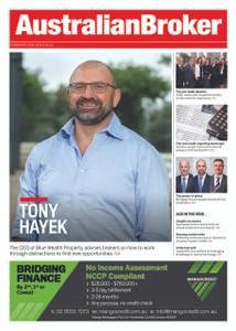 2019 Australian Broker 16.03 (available for immediate download)