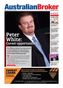 Australian Broker May 2013 issue 10.10 (available for immediate download)