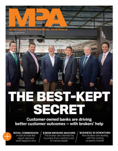 2019 Mortgage Professional Australia February issue (available for immediate download)