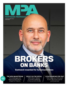 2019 Mortgage Professional Australia March issue (available for immediate download)