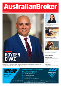 2019 Australian Broker 16.11 (available for immediate download)