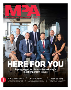 2019 Mortgage Professional Australia June issue (available for immediate download)