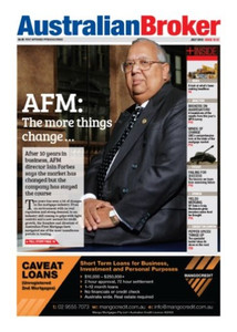 Australian Broker July 2013 issue 10.13 (available for immediate download)