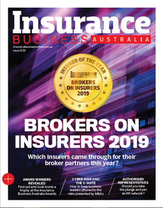 2019 Insurance Business issue 8.03 (available for immediate download)