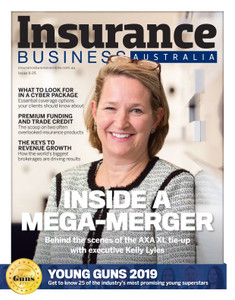 2019 Insurance Business issue 8.05 (available for immediate download)
