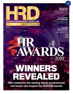 2019 Human Resources Director 17.05 issue (available for immediate download)