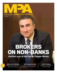 2019 Mortgage Professional Australia October issue (available for immediate download)