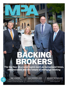 2019 Mortgage Professional Australia November issue (available for immediate download)