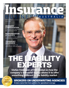 2019 Insurance Business issue 8.06 (available for immediate download)