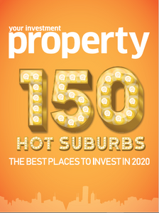 150 Hot Suburbs: The best places to invest in 2020