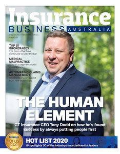 2020 Insurance Business issue 9.01 (available for immediate download)