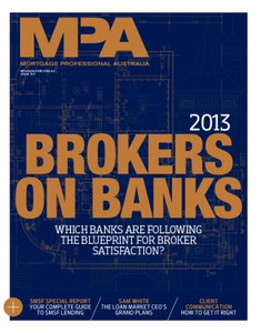 Mortgage Professional Australia July 2013 issue (available for immediate download)