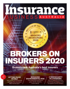 2020 Insurance Business issue 9.03 (available for immediate download)