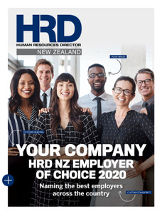 HRD NZ Employer of Choice 2020 custom promotion - Premium PR package
