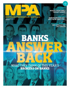 Mortgage Professional Australia August 2013 issue (available for immediate download)