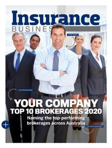 IB 9.05 Top Brokerages 2020 custom promotion - Standard PR package