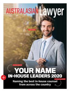 AL In-House Leaders 2020 custom promotion - Professional PR package