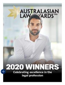 Australasian Law Awards 2020 - Awards Promo Pack 3