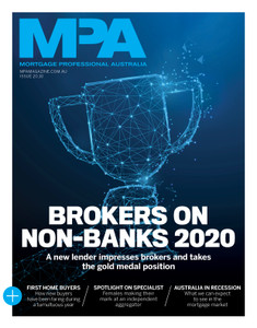 2020 Mortgage Professional Australia October issue (available for immediate download)