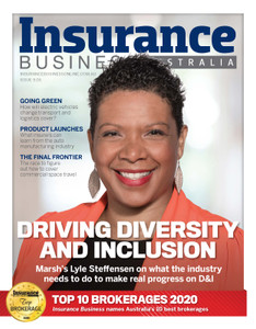 2020 Insurance Business issue 9.05 (available for immediate download)
