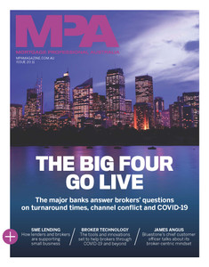 2020 Mortgage Professional Australia November issue (available for immediate download)