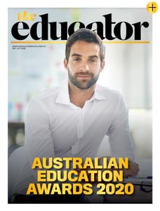 Australian Education Awards 2020 - Awards Promo Trophy