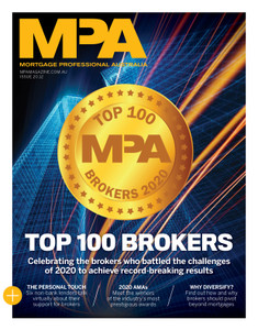 2020 Mortgage Professional Australia December issue (available for immediate download)