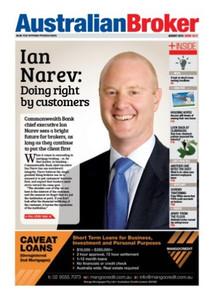 Australian Broker September 2013 issue 10.17 (available for immediate download)