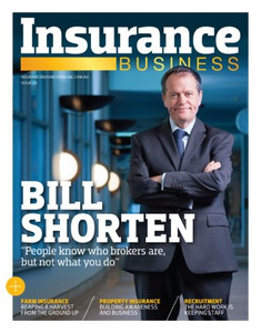 2013 Insurance Business issue 2.01 (available for immediate download)