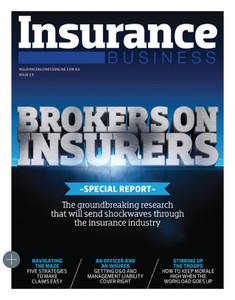 2013 Insurance Business issue 2.03 (available for immediate download)