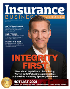 2021 Insurance Business issue 10.01 (available for immediate download)
