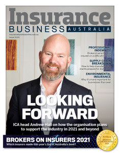 2021 Insurance Business issue 10.03 (available for immediate download)