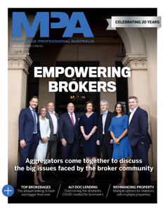 2021 Mortgage Professional Australia June issue (available for immediate download)