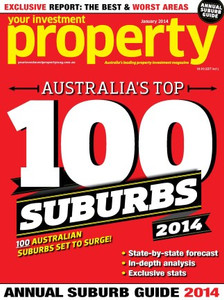 2014 Your Investment Property January issue (available for immediate download)