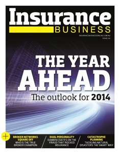 2013 Insurance Business issue 2.06 (available for immediate download)