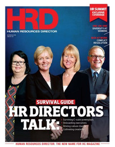 Human Resources Director January 2014 issue (available for immediate download)