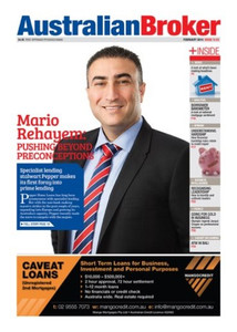 Australian Broker February 2014 issue 11.03 (available for immediate download)