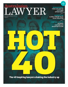 Australasian Lawyer 1.01 issue (available for immediate download)