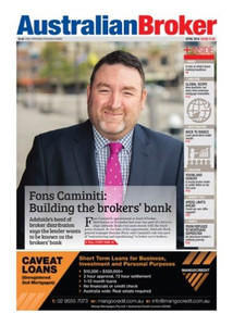 Australian Broker April 2014 issue 11.08 (available for immediate download)