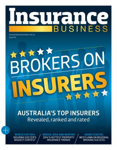 2014 Insurance Business issue 3.03 (available for immediate download)
