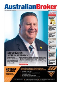 Australian Broker August 2014 issue 11.15 (available for immediate download)
