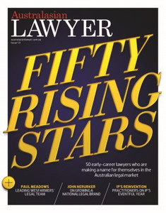 Australasian Lawyer 1.03 issue (available for immediate download)