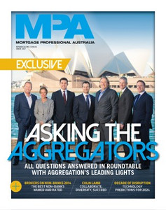 2014 Mortgage Professional Australia September issue (available for immediate download)