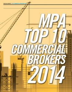 Top 10 Commercial Brokers 2014 (available for immediate download)