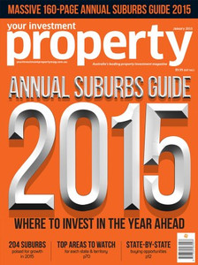 2015 Your Investment Property January issue (available for immediate download)
