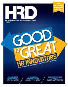 2015 Human Resources Director January issue (available for immediate download)