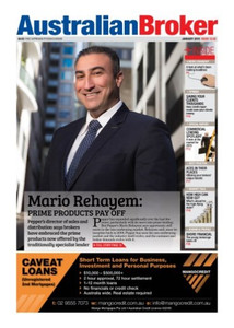 2015 Australian Broker January issue 12.02 (available for immediate download)