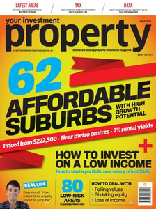 2015 Your Investment Property April issue (available for immediate download)
