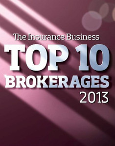 2013 Top 10 Brokerages (available for immediate download)